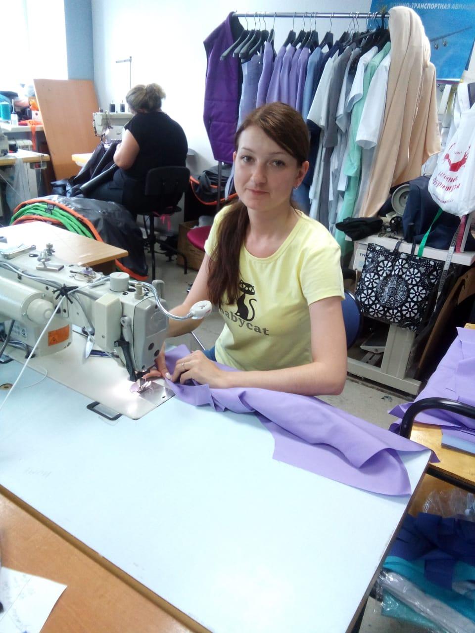 производство медицинская одежда