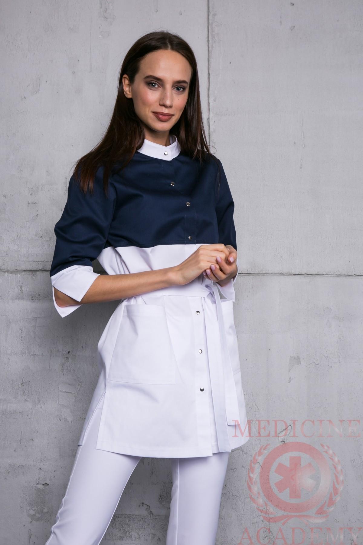 Рубашка на кнопках пф101-1с