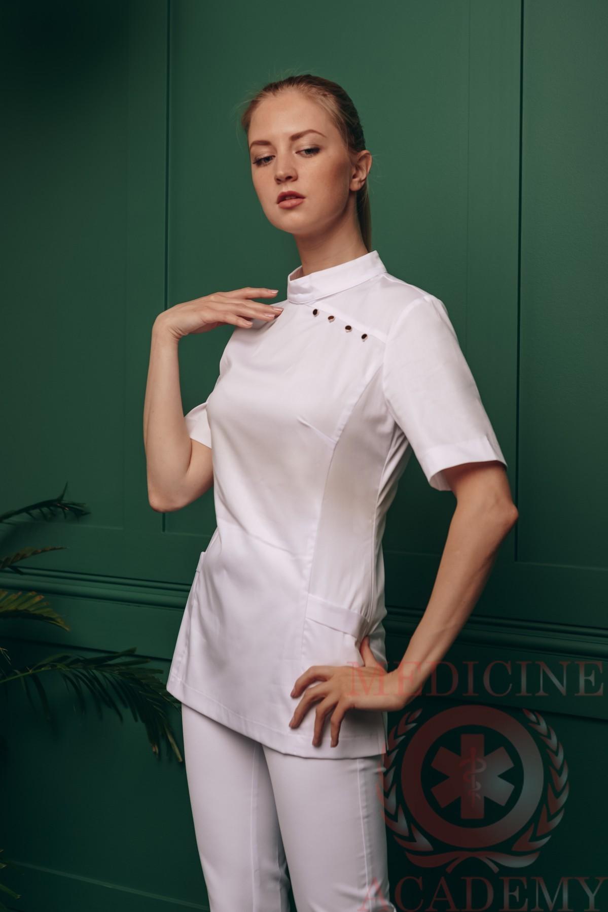 "Блуза белая ""Китай"""