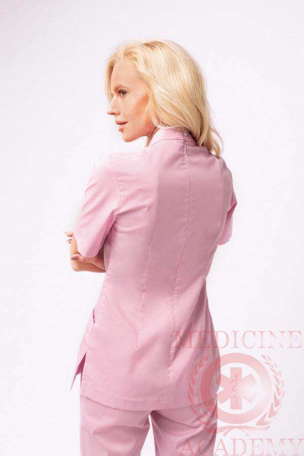 Блуза пудровая